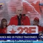 """VIDEO: José Vicente Rangel lee carta de la oposición que pide liberar al país de la """"tutela cubana"""""""