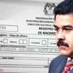El abc de la nacionalidad de Maduro